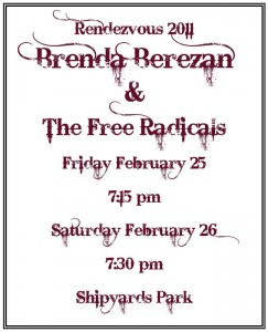 Brenda Berezan – Friday and Saturday Night